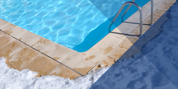 Pentairs Winter pool care 5 off-season maintenance tips
