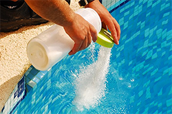 HOW TO TAKE CARE OF A SALT WATER POOL